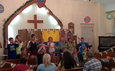2015 Vacation Bible School